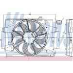Fan Motoru Davlumbazlı, image 1