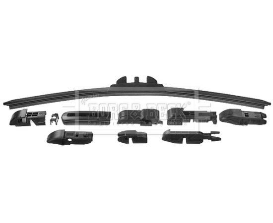 Silecek Süpürgesi 405Mm Muz Tip Arka, image 1