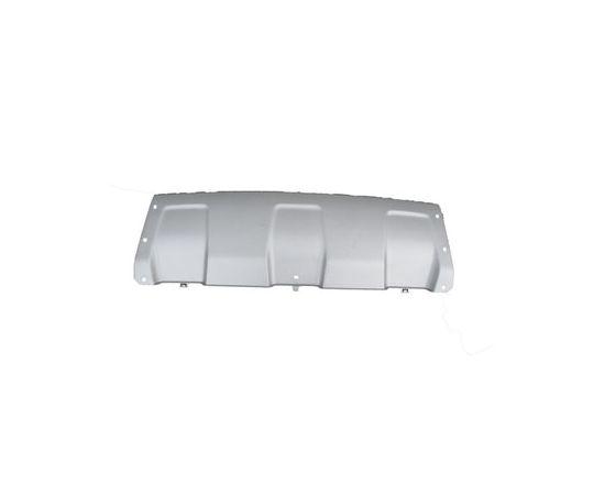 Dacıa Duster 2010-2017 Ön Tampon Alt Parça Orta Gümüş Gri, image 1