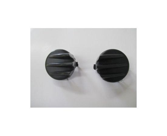 Citroen Jumpy 2007-2012 Sis Lamba Kapağı Siyah Sağ-Sol Set 2 Parça Italya, image 1